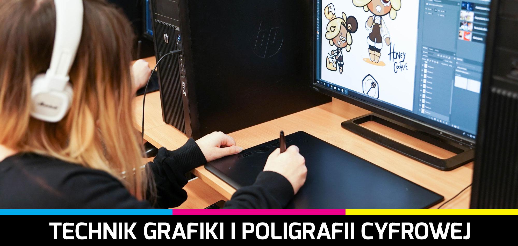 Technik grafiki ipoligrafii cyfrowej | Technikum Nr1 wZamościu