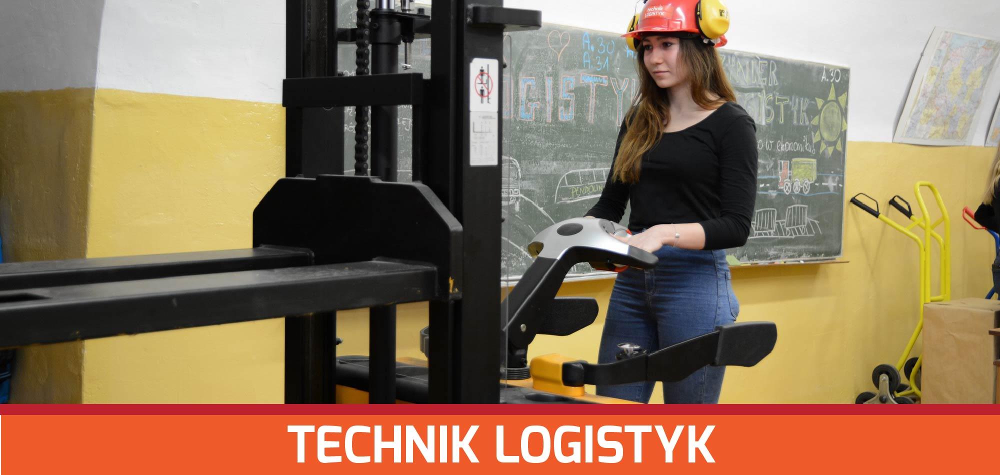 Technik logistyk | Technikum Nr 1 w Zamościu
