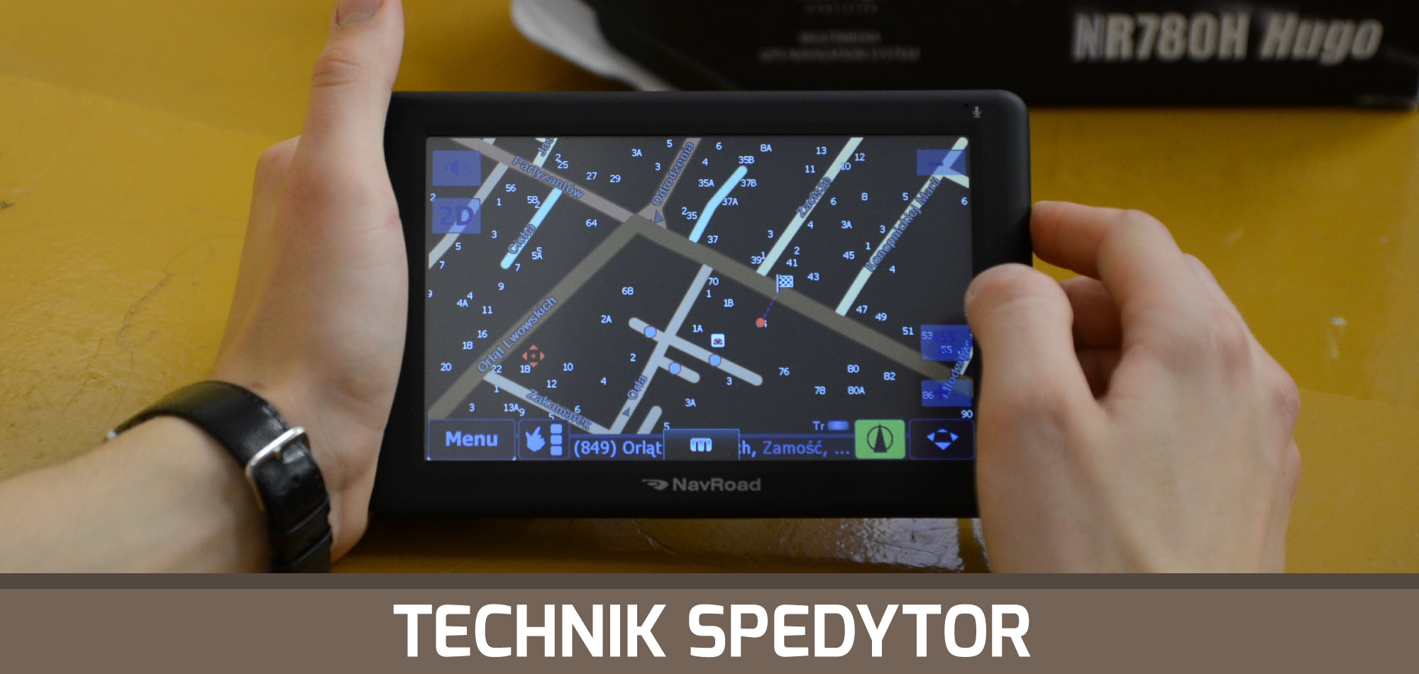 Technik spedytor | Technikum Nr1 wZamościu