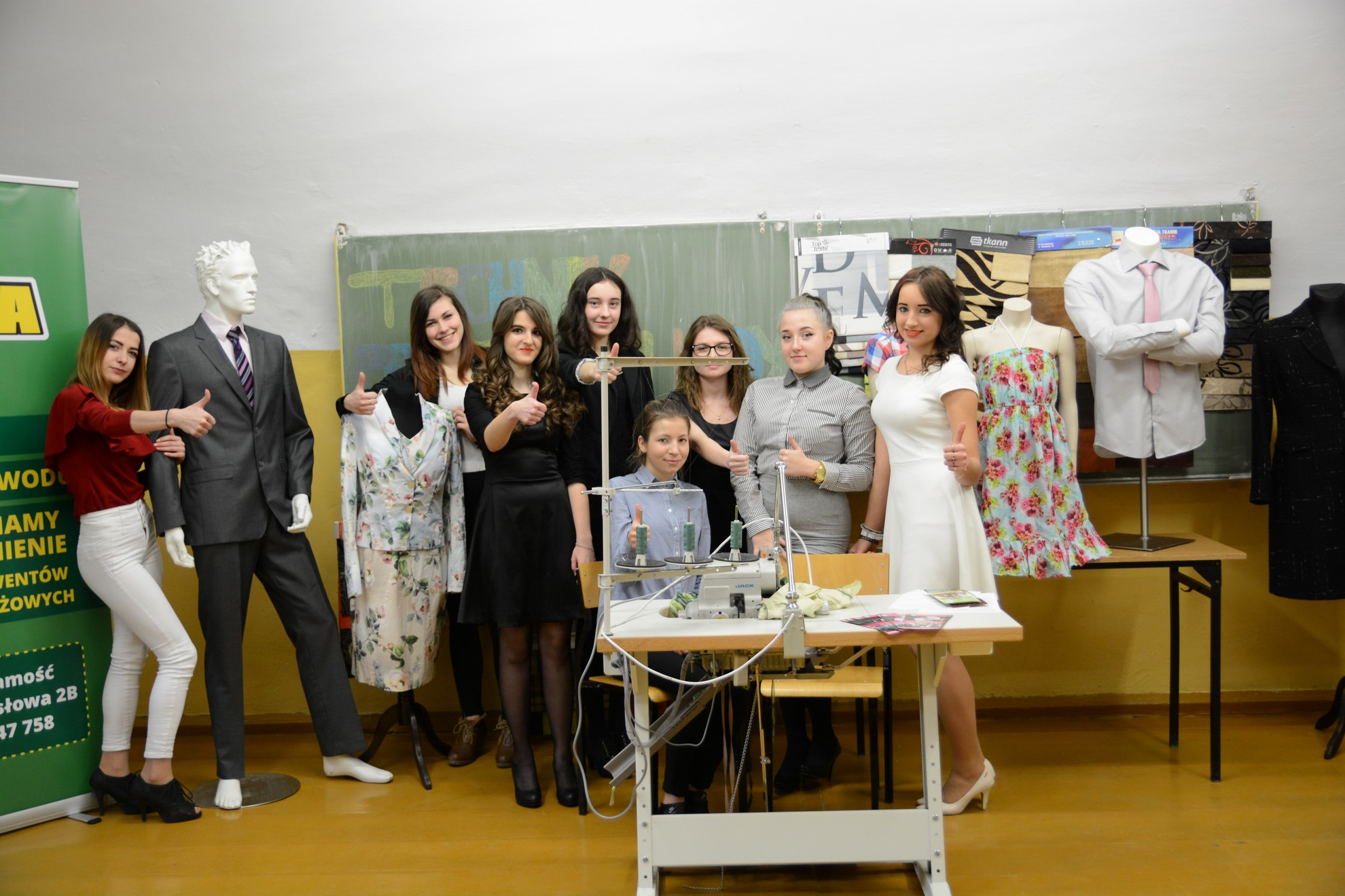 Technik przemysłu mody | Technikum Nr 1 w Zamościu