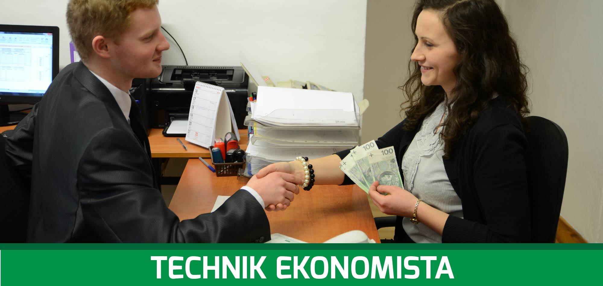 Technik ekonomista | Technikum Nr 1 w Zamościu