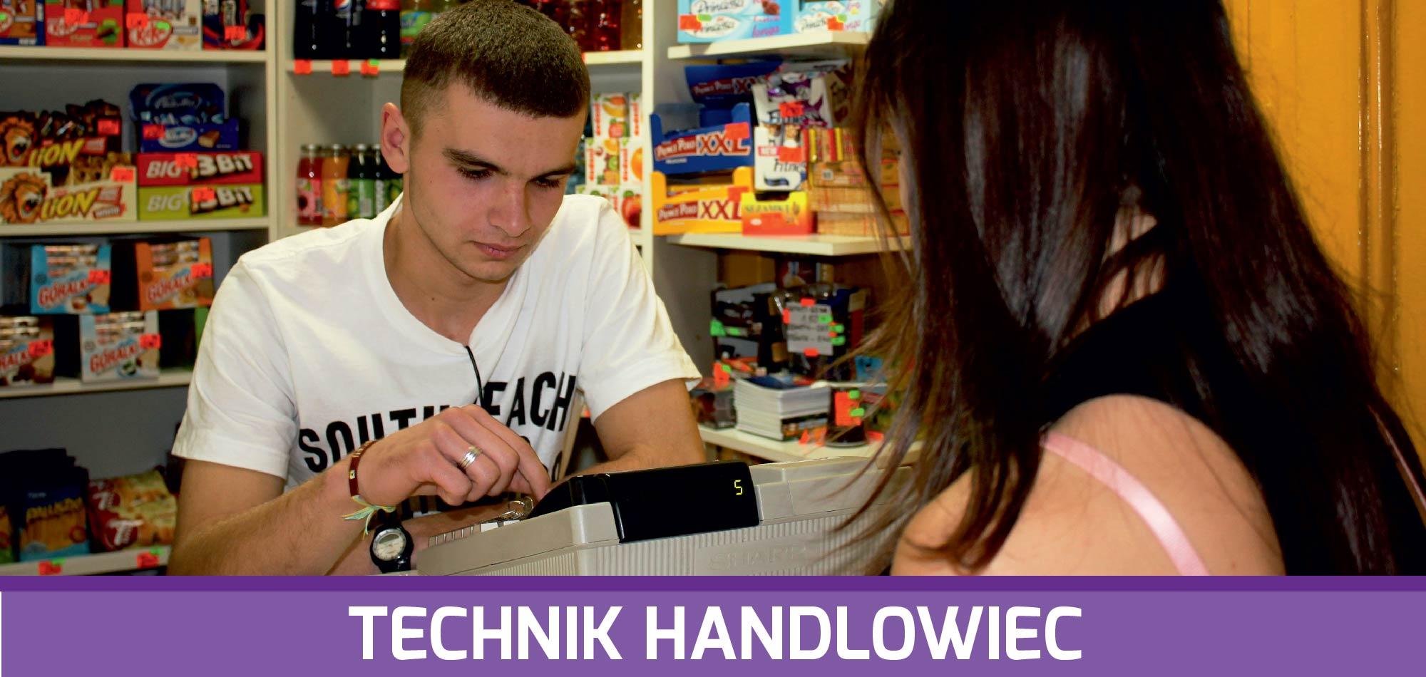 Technik handlowiec | Technikum Nr 1 w Zamościu