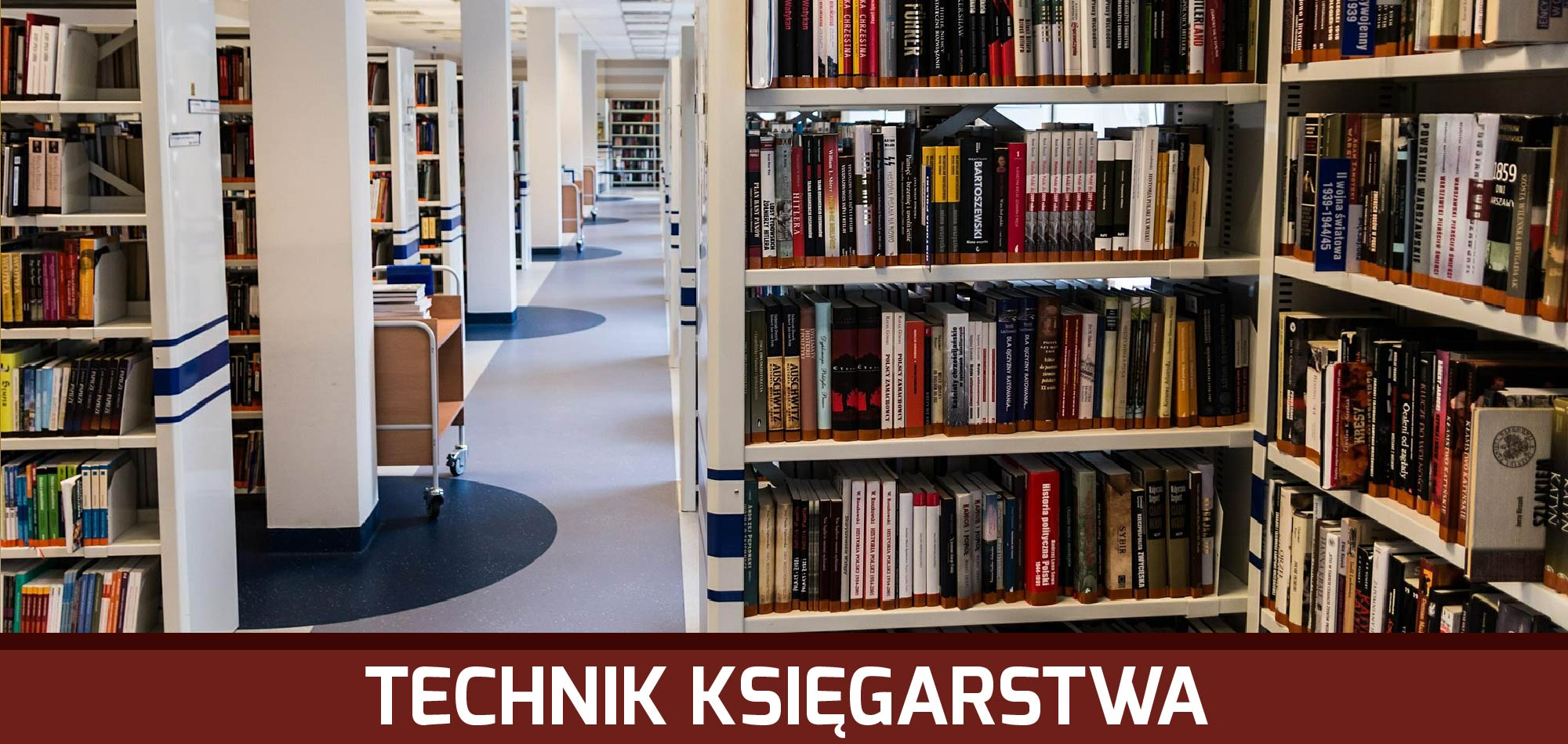 Technik księgarstwa | Technikum Nr1 wZamościu