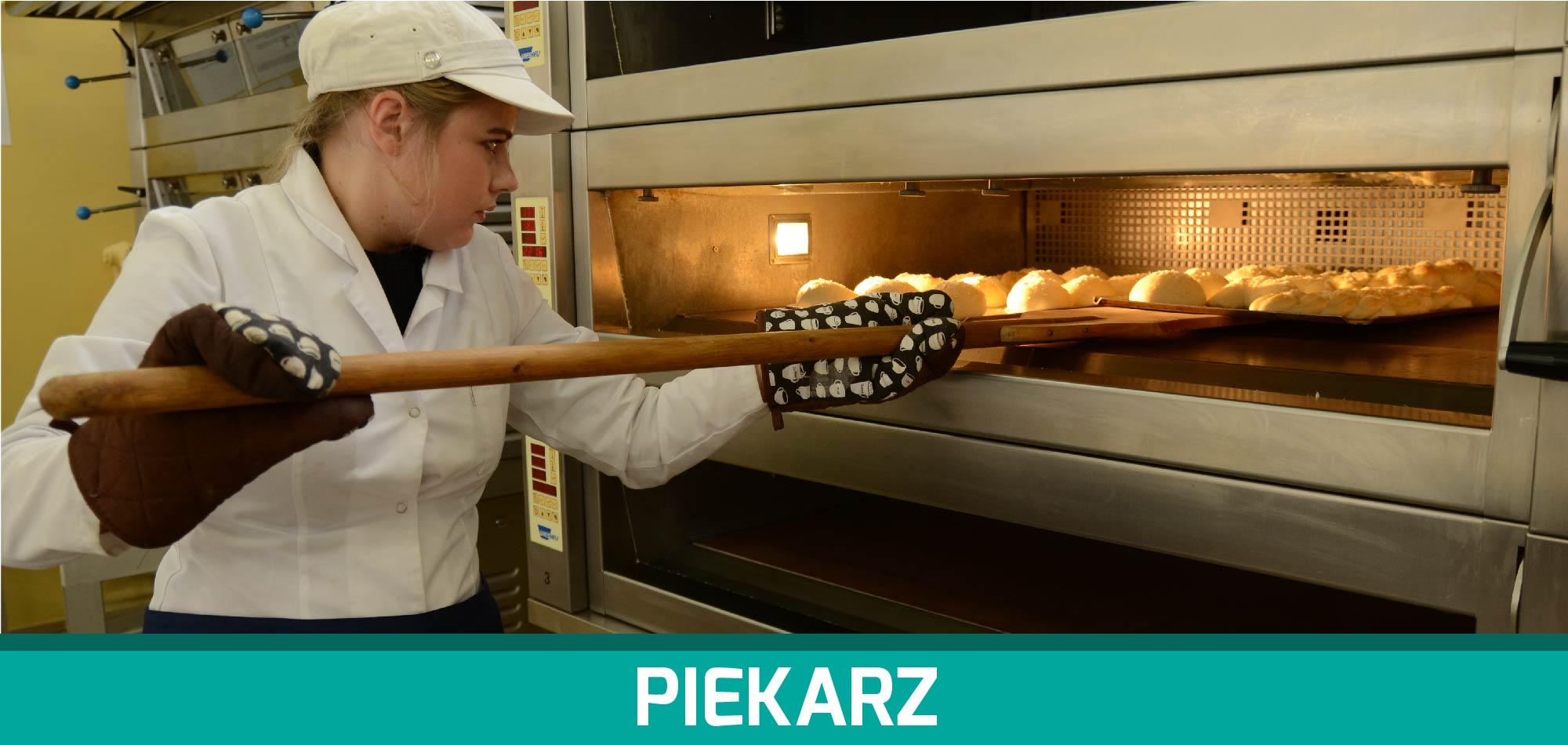 Piekarz IBranżowa Szkoła IStopnia Nr6 wZamosciu