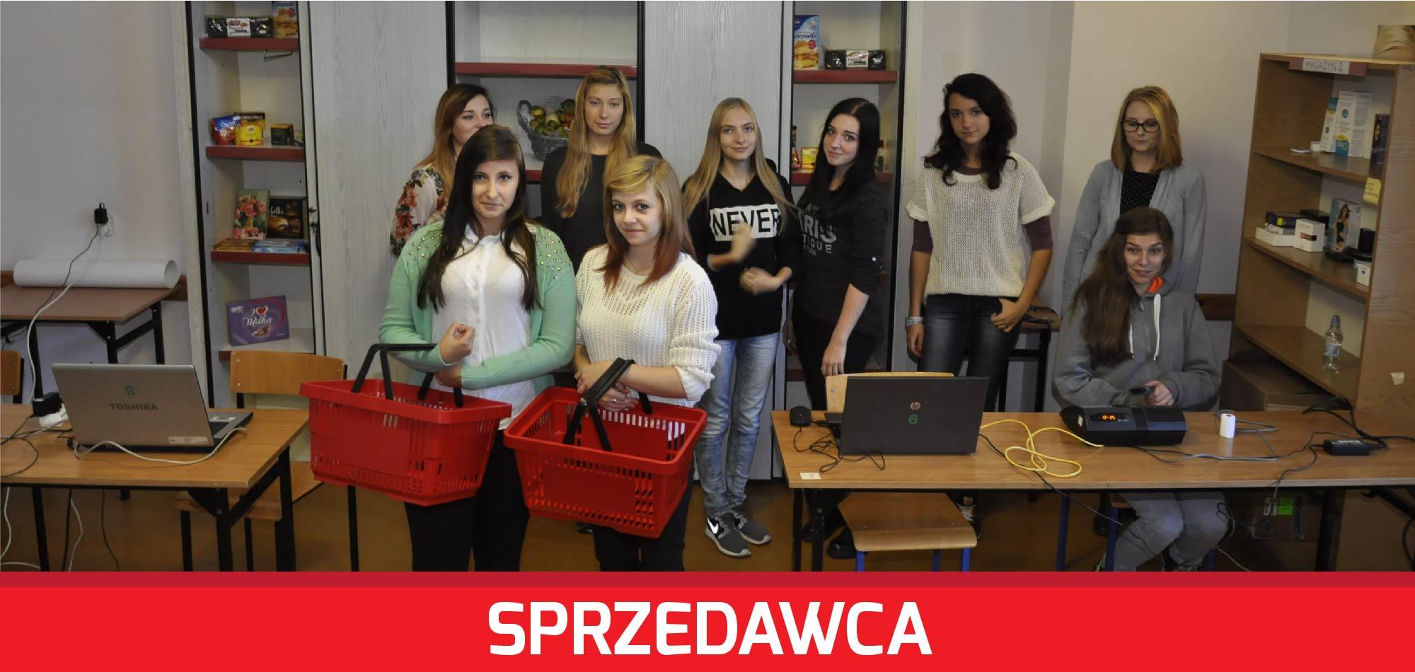Sprzedawca IBranżowa Szkoła IStopnia Nr6 wZamosciu