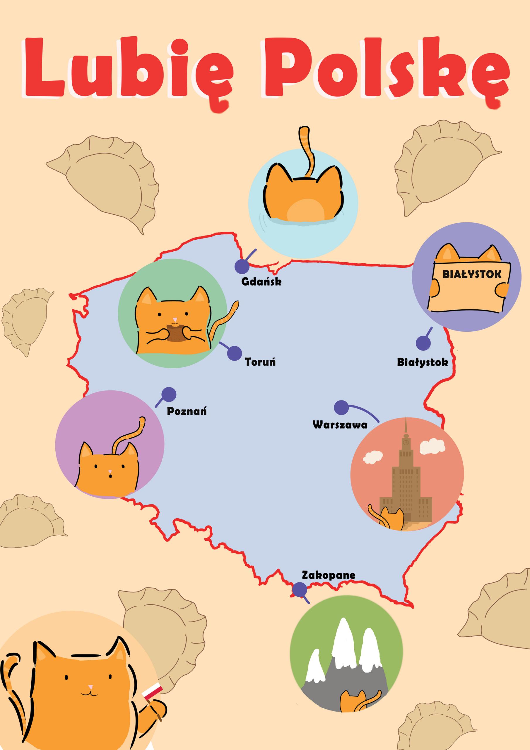 konkurs lubię Polskę