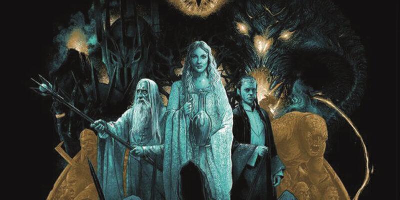Plakat Tolkien