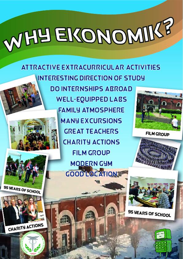 plakat Why Ekonomik